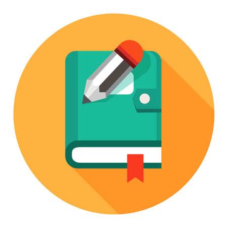 planner: organizer planner book icon