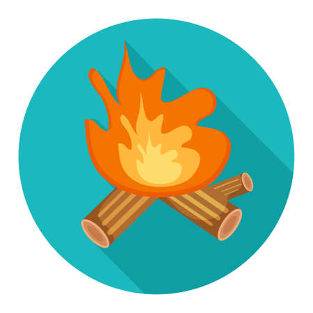 fire wood: fire wood icon