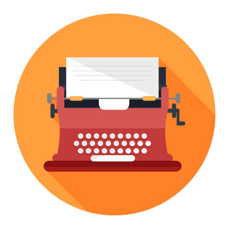 typewriter machine: typewriter machine icon