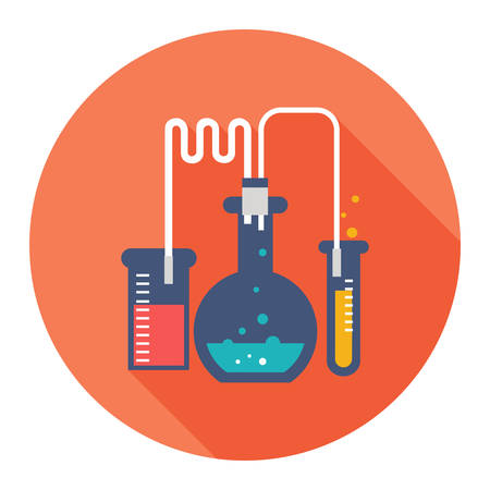 tubes: laboratory tubes icon