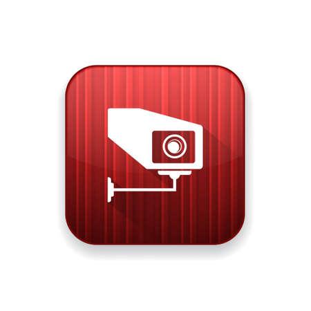 surveillance camera: surveillance  camera   icon