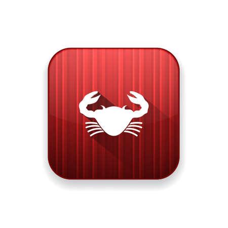 sea food: sea food  icon Illustration