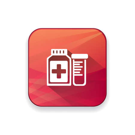pharmaceutical: Pharmaceutical  Drugs bottle icon