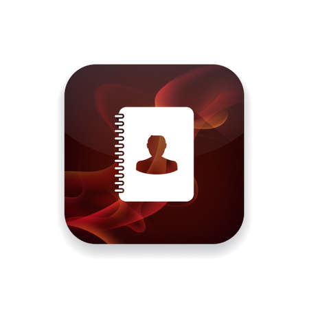 address book: address book  icon