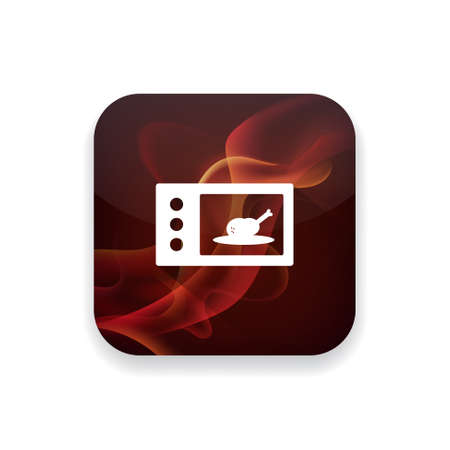 microwave: microwave  icon