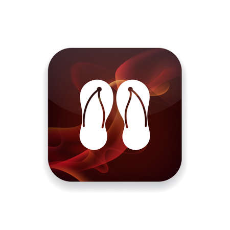 slippers: slippers icon