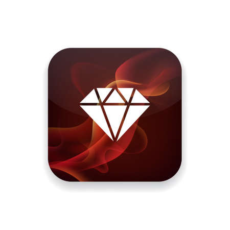 carats: diamond crystal  icon