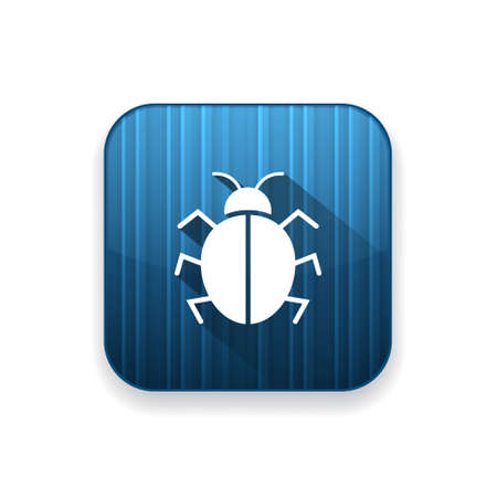 security icon: bugs  icon