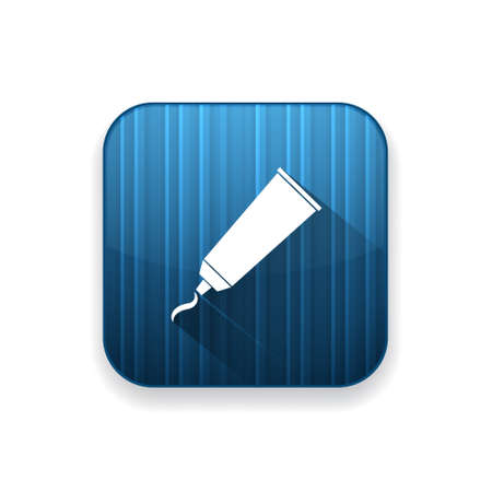 glue: glue tube  icon