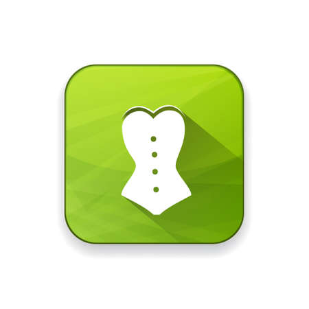 bodice: corset   icon