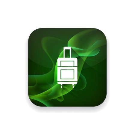 traveling: traveling bag icon