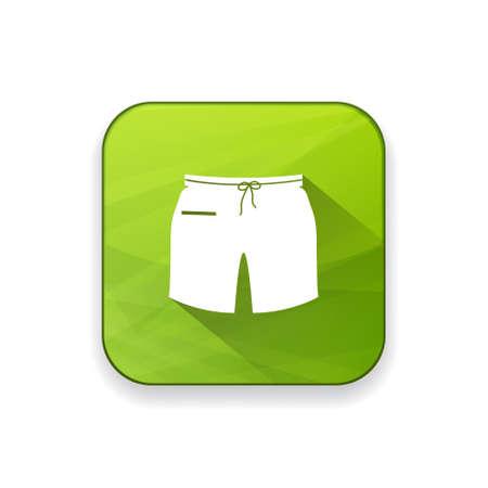 short: short   icon Illustration
