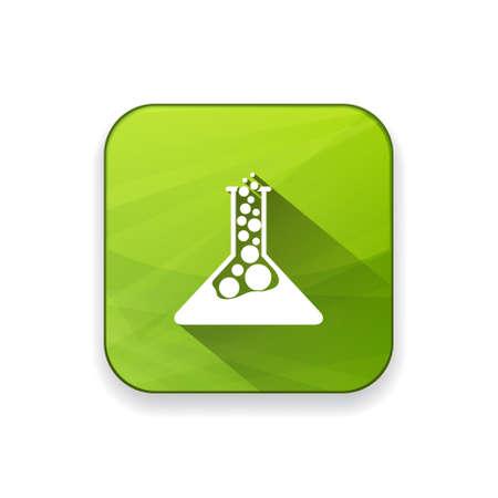 tubes: lab tubes  icon