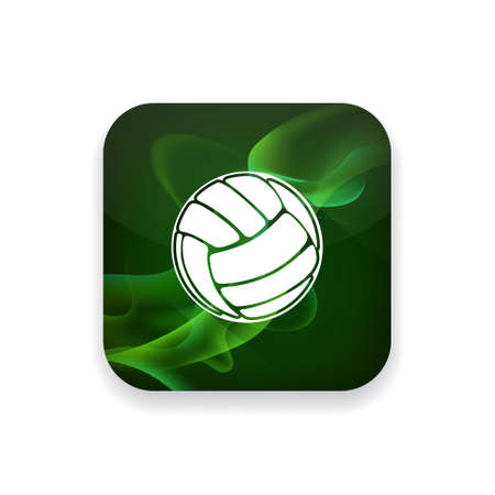 volley ball: volley ball  icon