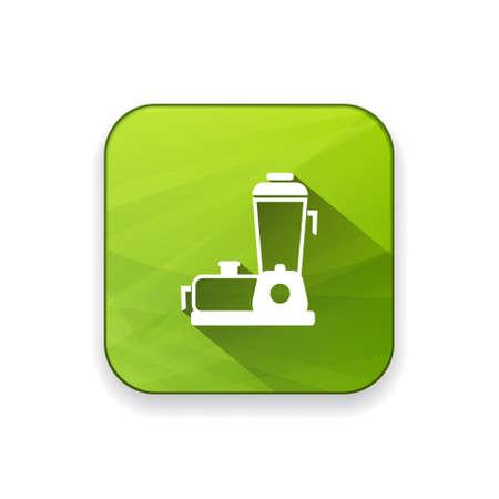 blender: blender  icon Illustration
