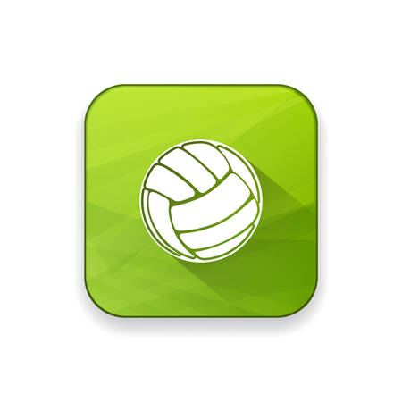 Volley: volley ball  icon