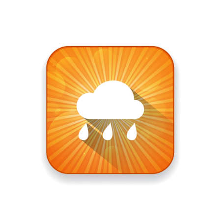 heavy rain: heavy rain icon