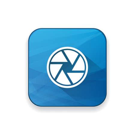 shutter: camera shutter   icon