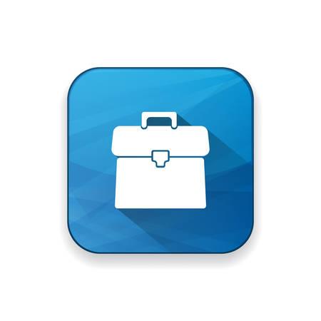 briefcase icon: briefcase   icon Illustration