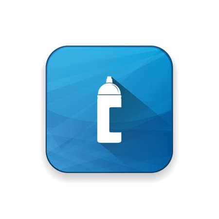 spray can: spray can icon
