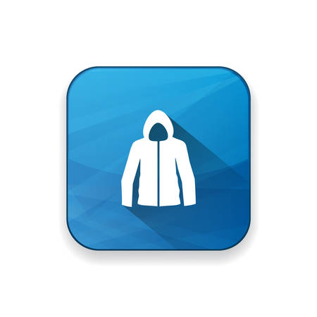 casual: casual jacket  icon