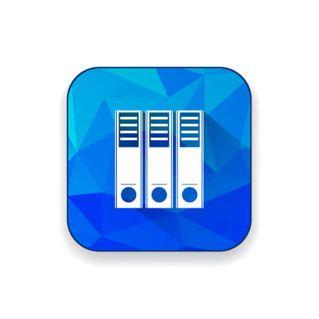 binder  icon Illustration