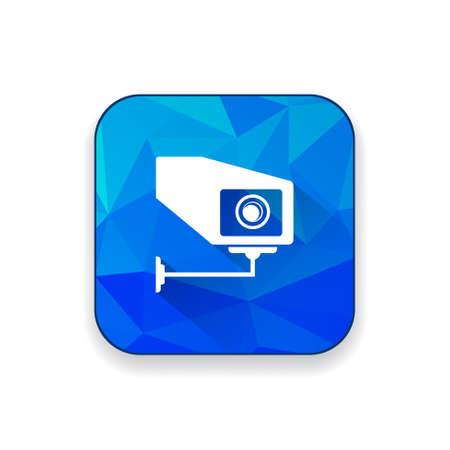 cam�ra surveillance: surveillance  camera   icon