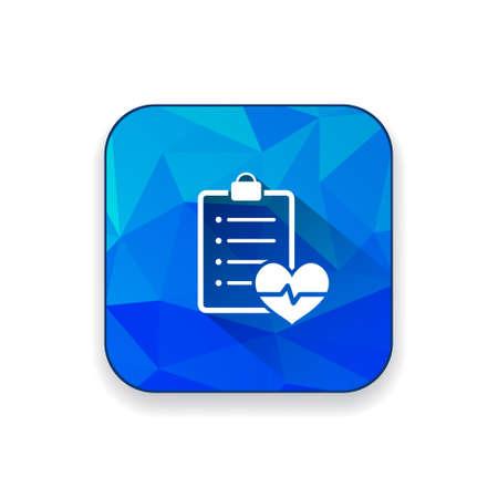 sine: cardiology  report    icon Illustration