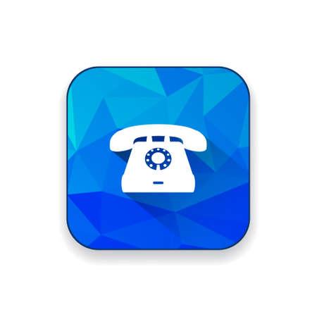 phone icon: phone  icon