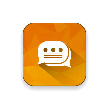 chat bubbles: chat bubbles  icon