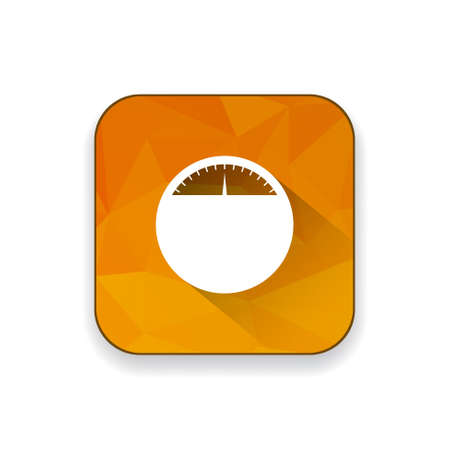 scale: weight scale icon