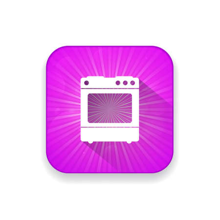 wood burner: stove   icon