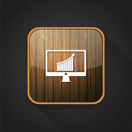 screen: screen monitor  icon