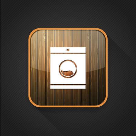 machine � laver: rondelle ic�ne