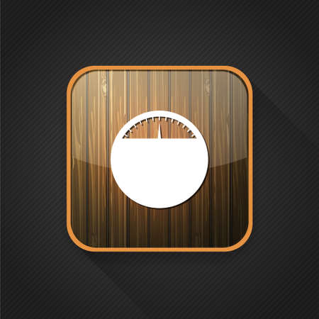 scale icon: weight scale icon