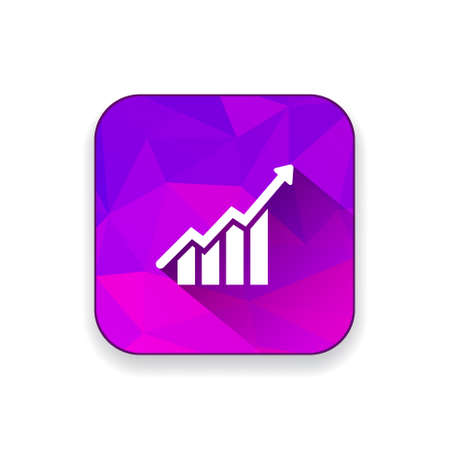 growth: growth chart   icon