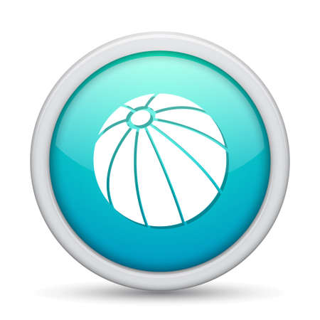 bounce: beach ball