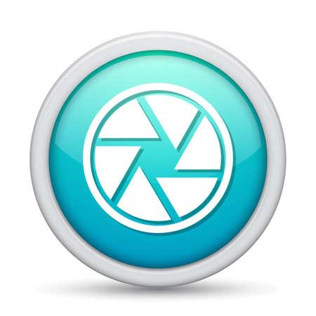 camera shutter: camera shutter   icon