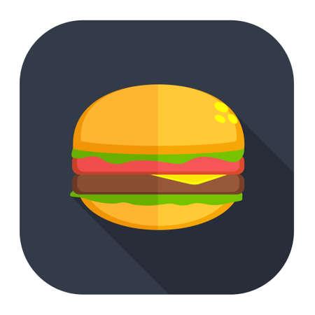 burger sandwich icon