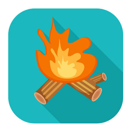 fire wood icon