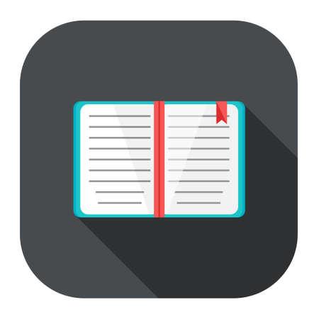 Book icon Ilustracja