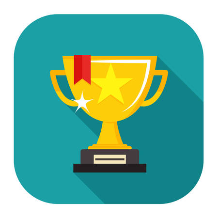 Cup prize icon
