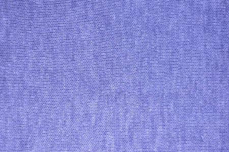 smooth knit fabric, short focus Standard-Bild