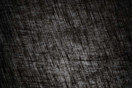 abstract rough dark background linen natural fabric, short focus