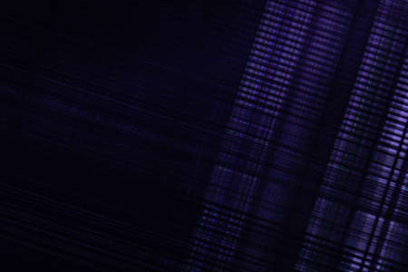 dark abstract digital background: damaged screen matrix with interference of monitor and camera matrices Foto de archivo