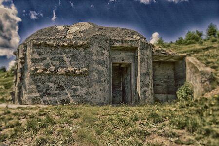 bunker: Piedmont, mountain bunker