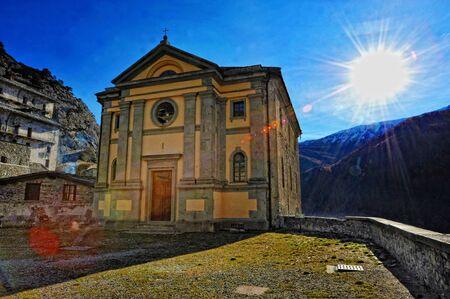 piedmont: Piedmont, mountain church