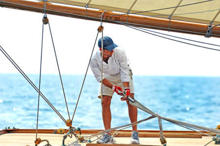 regatta: Sailboat, regatta.