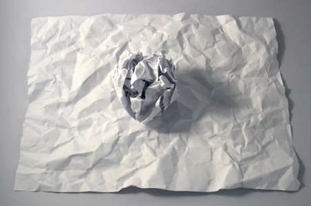 paper sheet: Paper texture. White paper sheet. Stock Photo