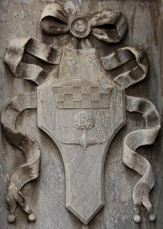 esoterismo: Cementerio Monumental de Tur�n Foto de archivo